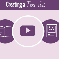 ELL Strategies for Creating a Text Set