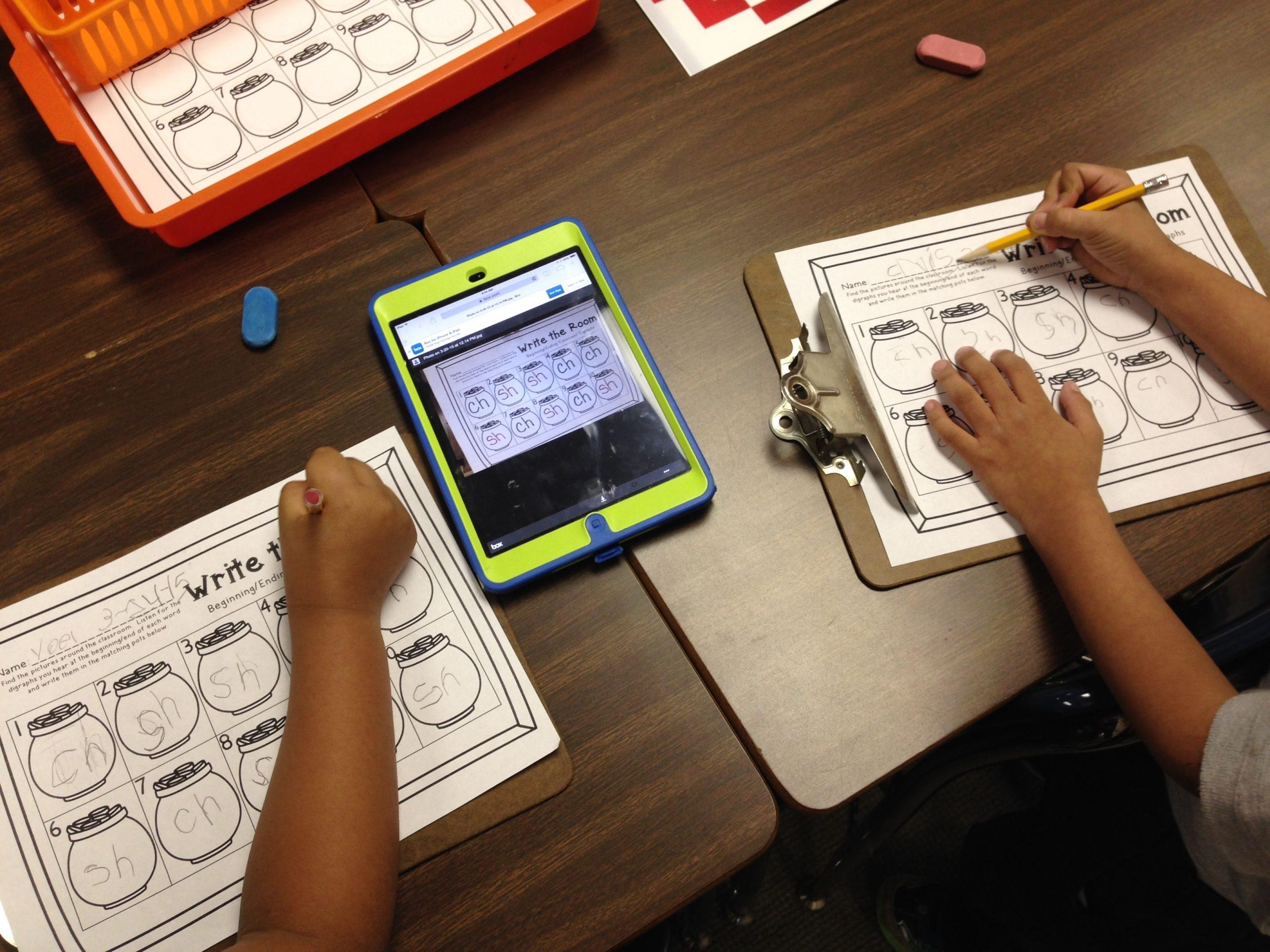 74  Teaching Language Through Technology in Elementary