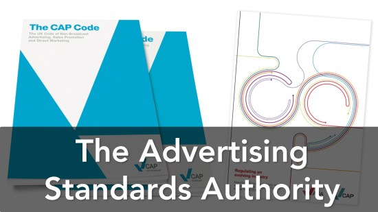 Branding Advertising Standards Authority