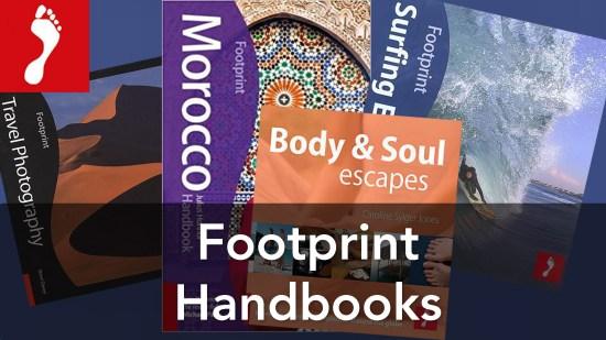 Travel PR with Footprint Handbooks
