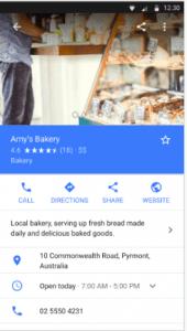 Google my business free marketing