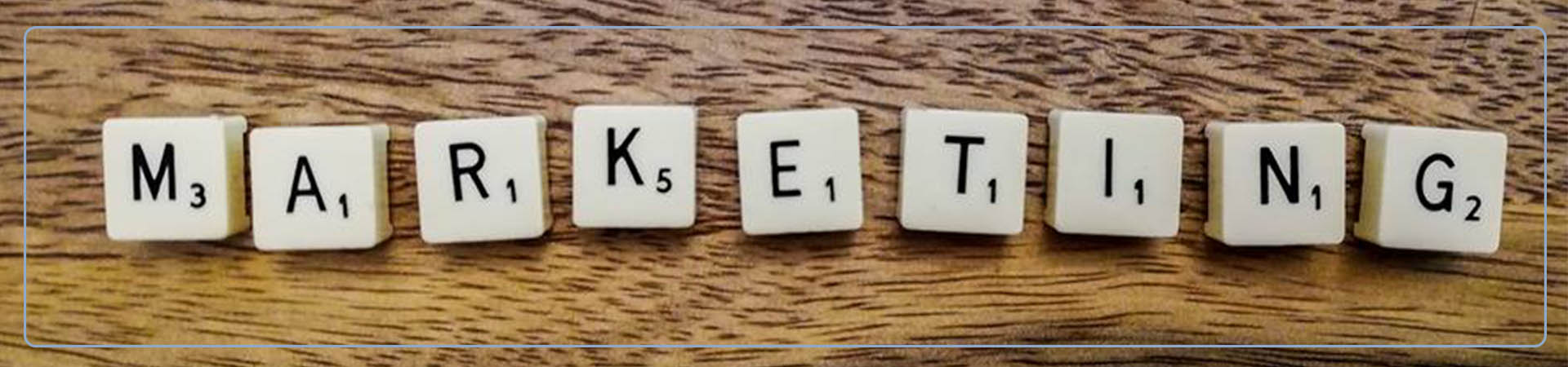 Empower Marketing scrabble
