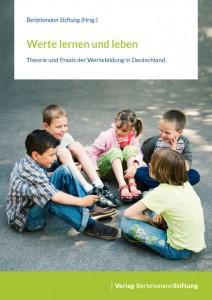 Werte lernen und leben © Verlag Bertelsmann Stiftung
