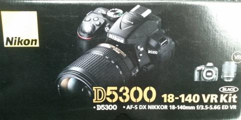 Nikon D530 18-140 VR Kit