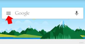 Googleアプリの設定
