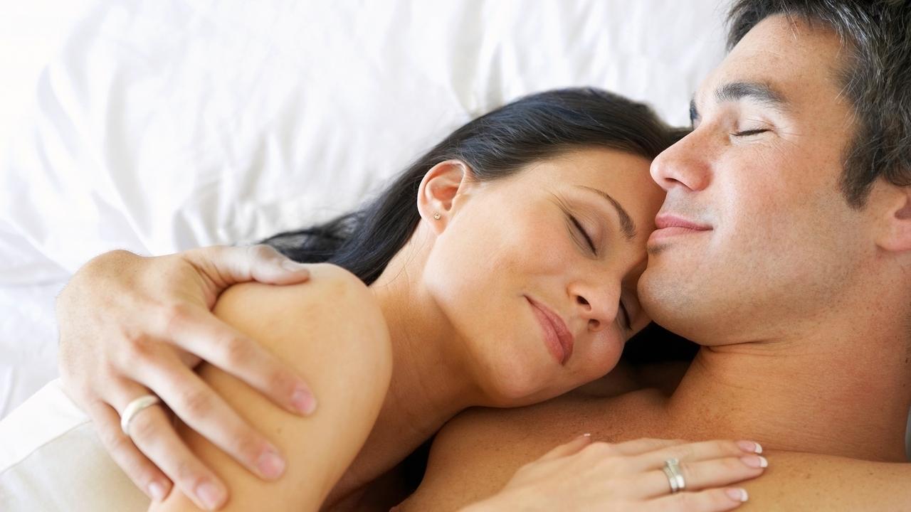 Uncircumcised sex pain