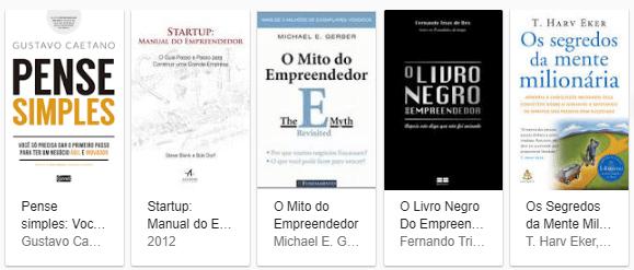 livros para empreendedores 2018