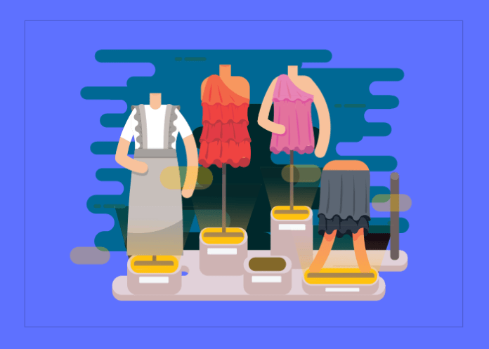 formas de vender roupas