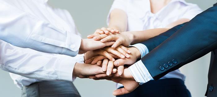 Trabalho em equipe é o diferencial de uma empresa de sucesso