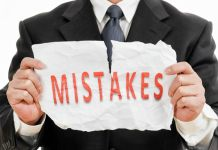 Veja neste artigo quais são os principais erros do empreendedorismo e como você pode evita-los. Conhecer as armadilhas no caminho de um negócio de sucesso é uma das melhores formas de se chegar ao sucesso.