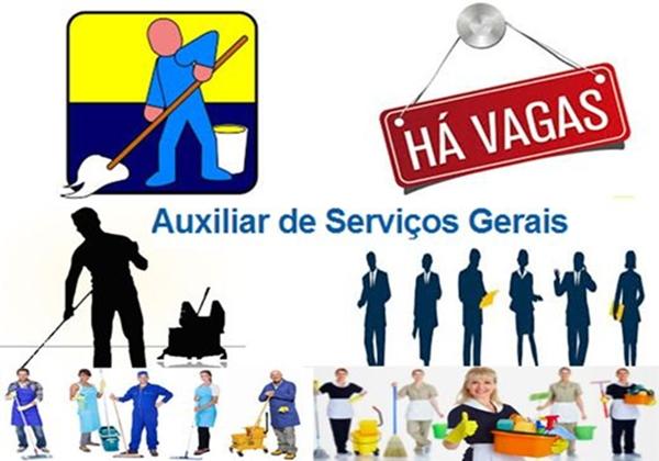Auxiliar de Serviços Gerais –restaurante – Tijuca / RJ