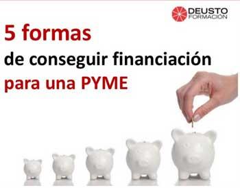 Financiación para emprendedores