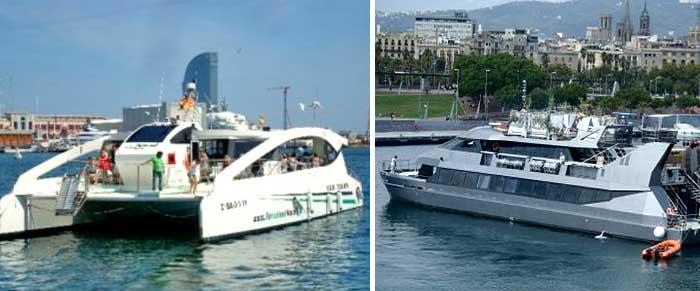 Barcos grandes Teambuilding