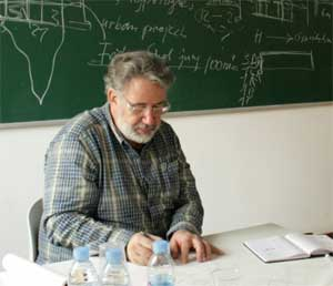 Profesor Andrea Deplazes