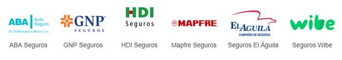 Aseguradoras en México