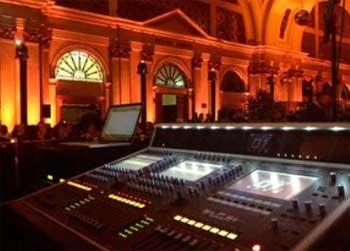Alquiler de sonido para eventos