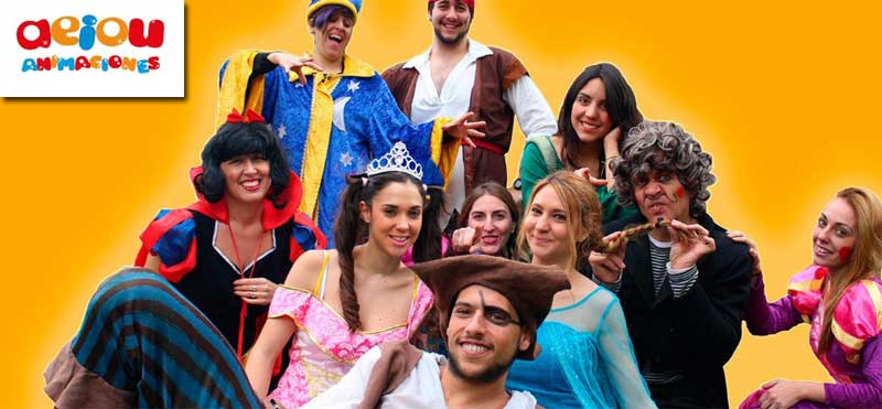 Los mejores animadores de fiestas infantiles en Tenerife y Gran Canaria