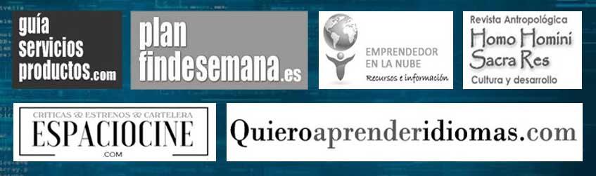 Proyectos web Jesús Sordo Medina