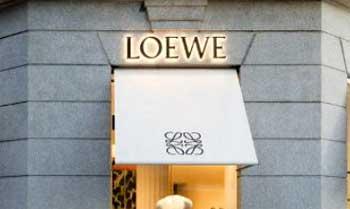 Rótulo Loewe