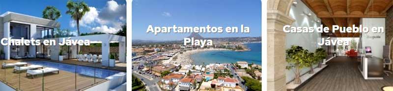 Sector Inmobiliario en Jávea, Alicante