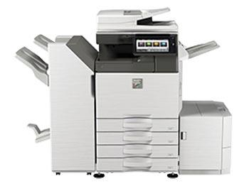 Fotocopiadora multifunción color