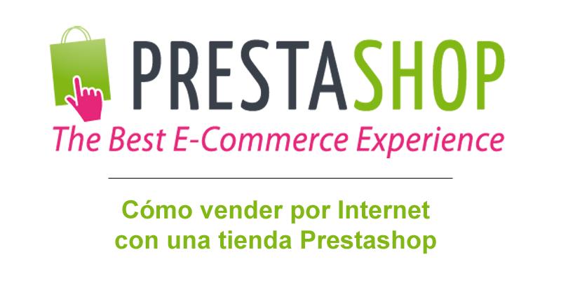 Cómo vender por Internet con Prestashop