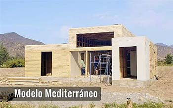 Casa prefabricada a medida