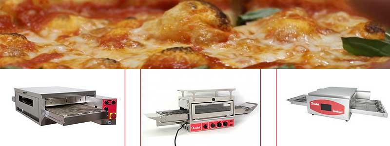 Hornos pizzeros Dosilet