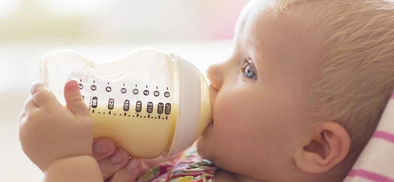 Cómo elegir el biberón para bebé