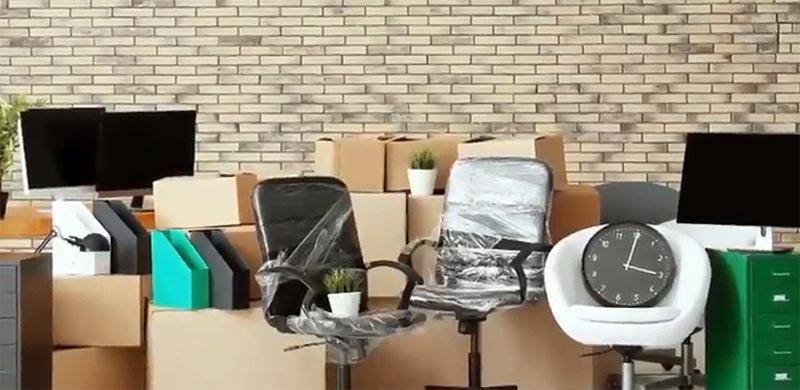 Cómo hacer mudanza oficina