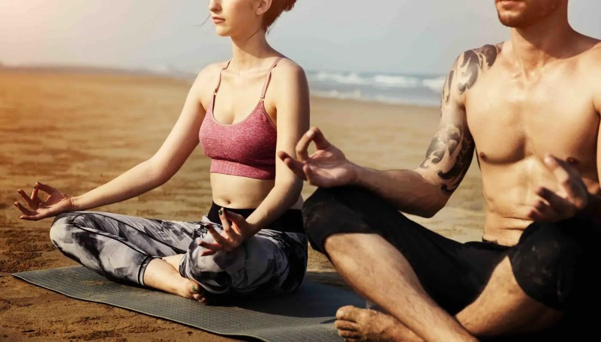 Mental discipline meditation