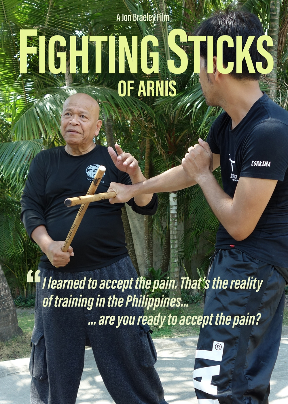 Fighting Sticks of Arnis