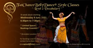 fat chance belly dance class brisbane jun 2021