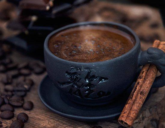 vintage bakery coffee
