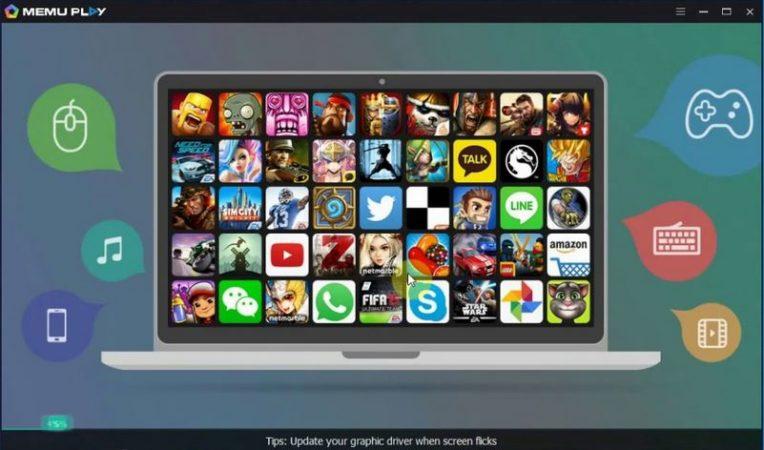 memuss - Mobil Oyunları Bilgisayarda Oynamak