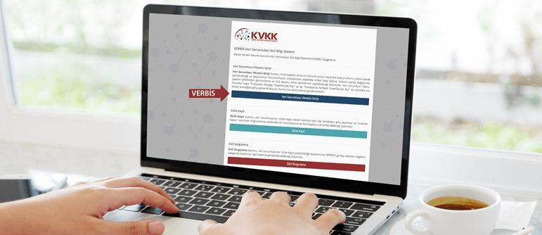 KVKK Verbis'e Kayıt Süresi Uzatıldı