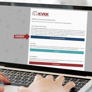 verbis - KVKK Verbis'e Kayıt Süresi Uzatıldı