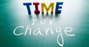 zaman değişim zamanı