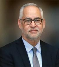 Dr Jaouad Mahjour, acting Regional Director