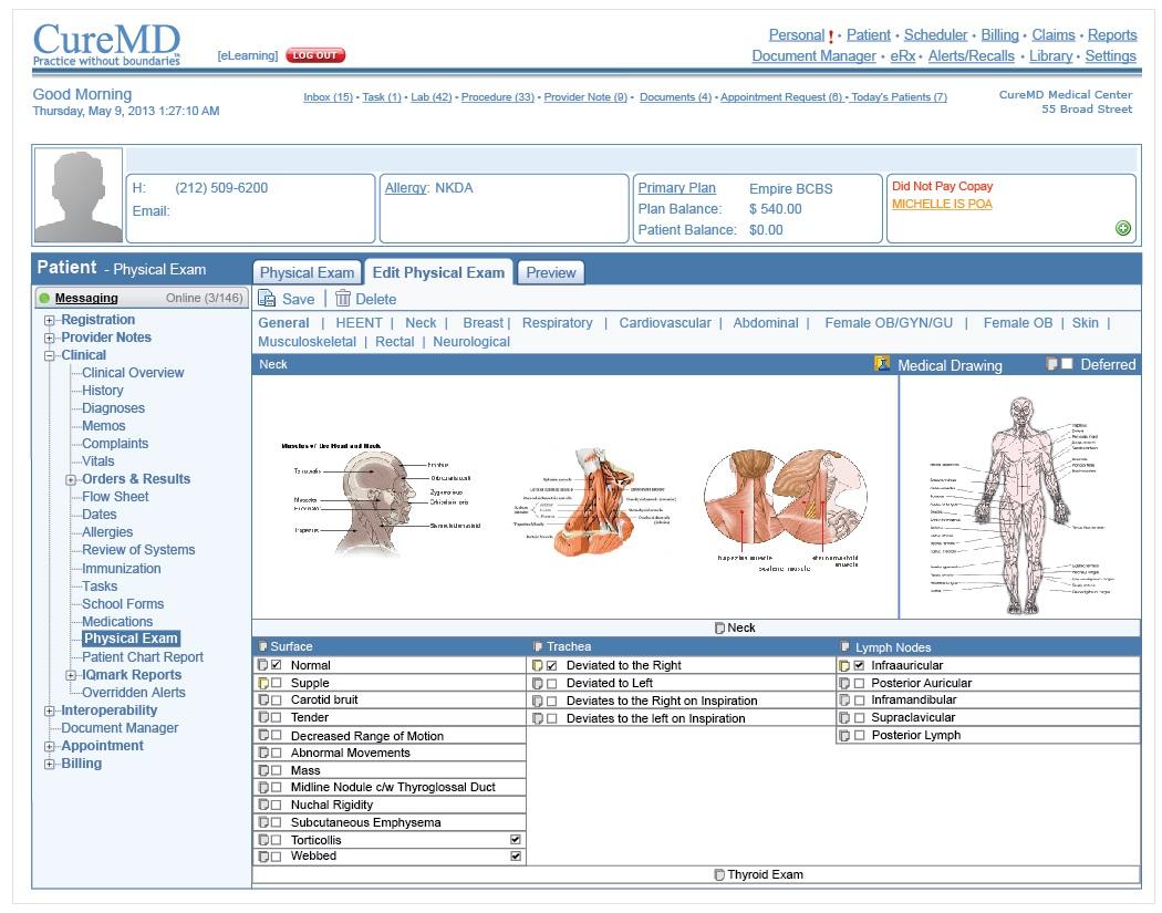 Best Pain Management Emr Ehr Software