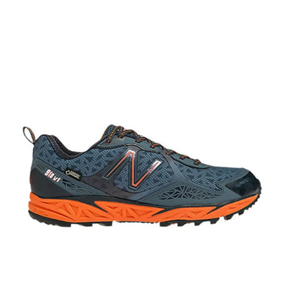 NEW BALANCE Men's 910 GTX Trail Running Shoes