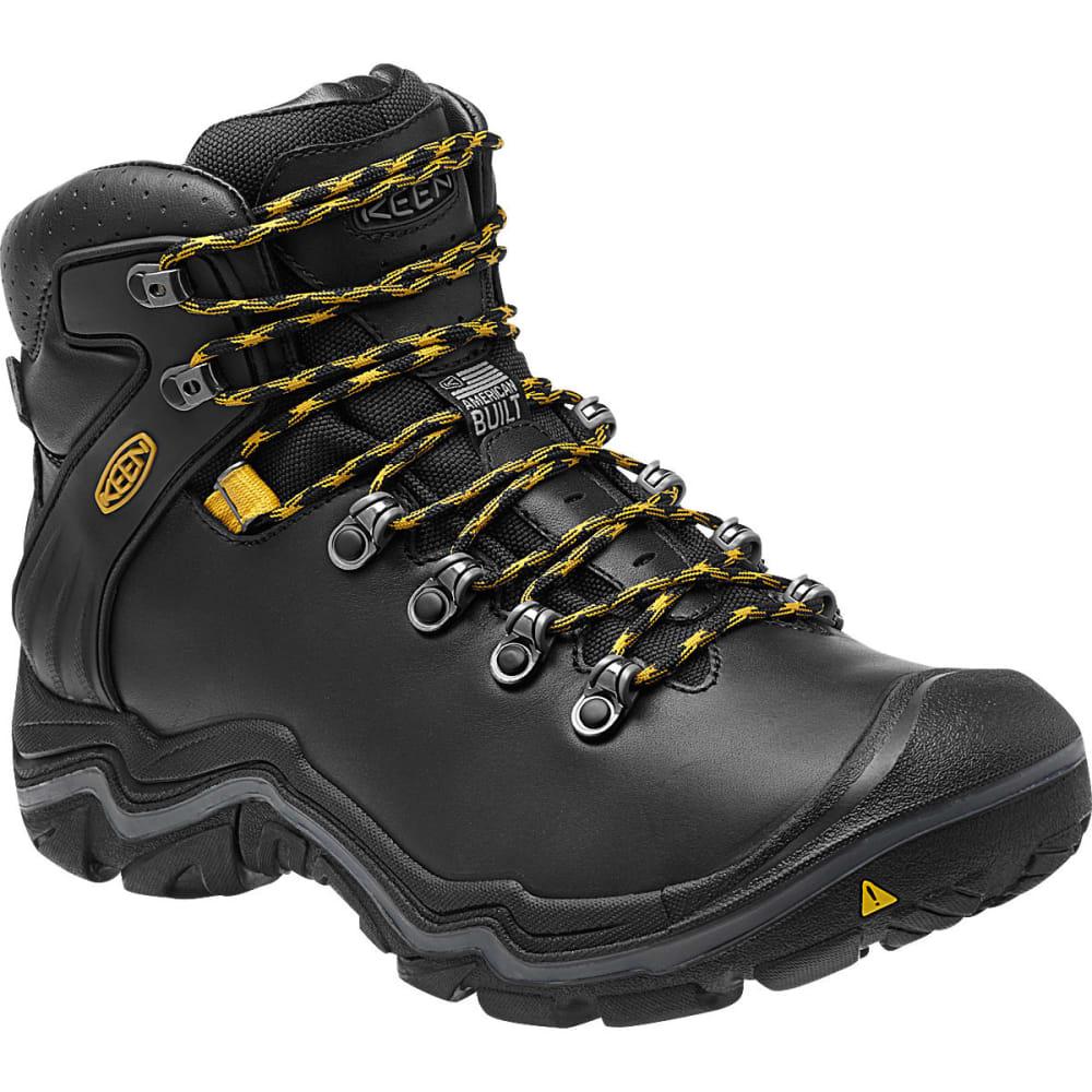 Black Waterproof Boots Men