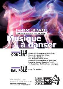 Concert 19 avril 2014