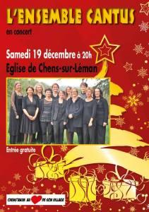 Concert 19 décembre 2015