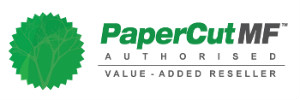 Authorized Reseller of PaperCut MF Software