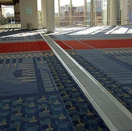interior expansion joint covers from EMSEAL