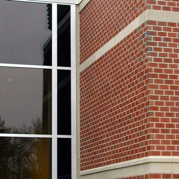 EMSEAL Expansion Joints-Curtainwall-to-brick