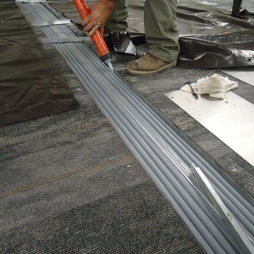 EMSEAL SJS-FR airport floor expansion joint sealant band