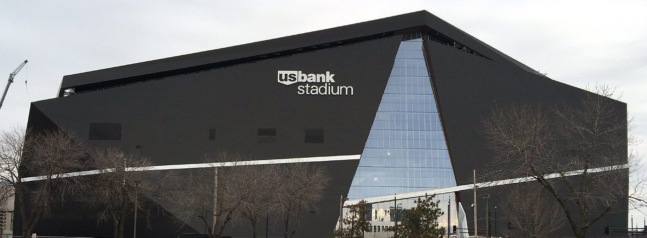 Minnesota Vikings USbank Stadium expansion joints by EMSEAL