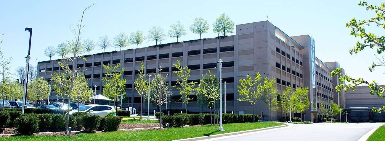 MD National Harbor Parking Deck Expansion Joints EMSEAL Thermaflex DSM System Seismic Colorseal